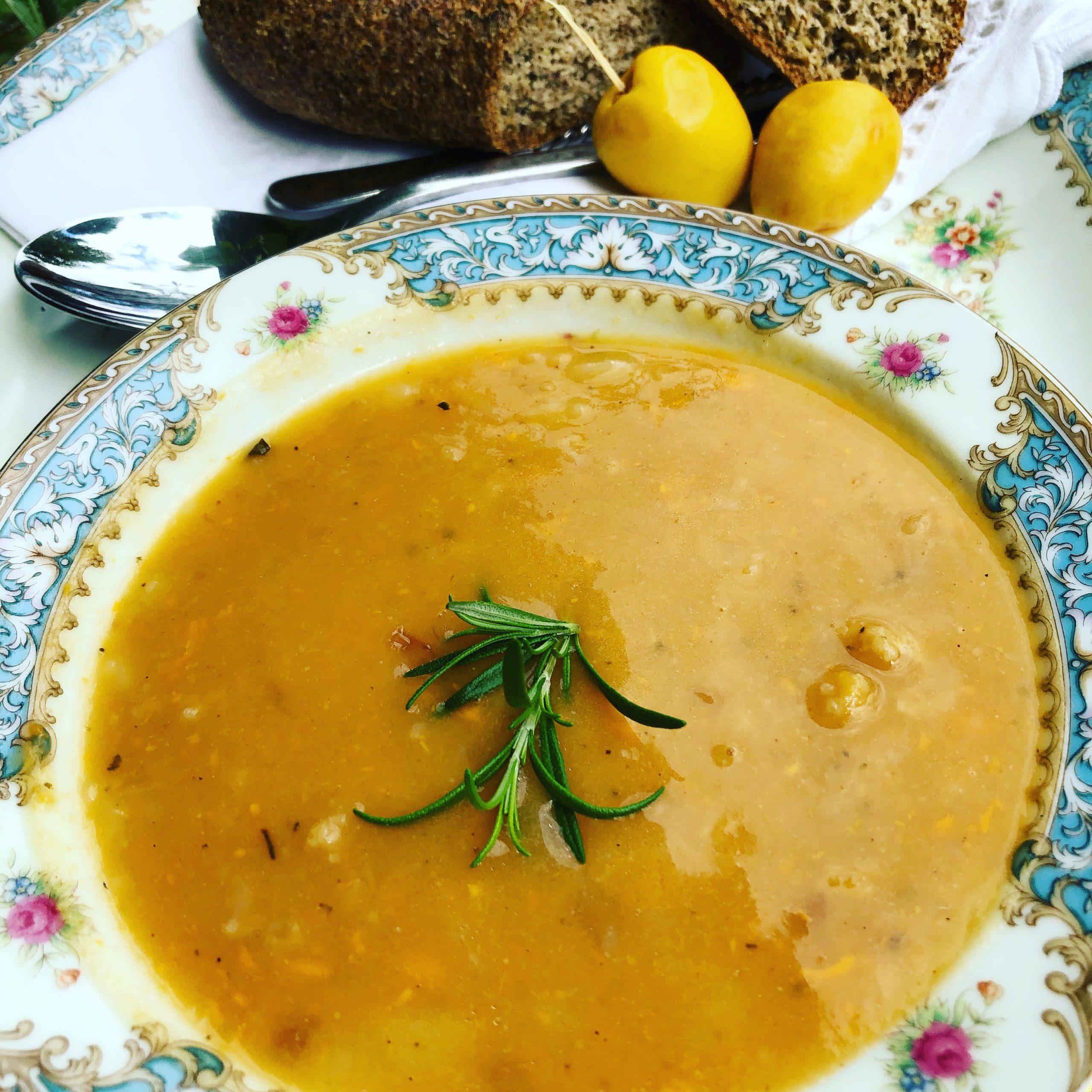 Lectin-Free Cauliflower Soup